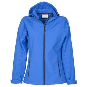 Gale Lady Payper Giacca donna softshell con cappuccio 100% poliestere 320g/m2 Thumbnail